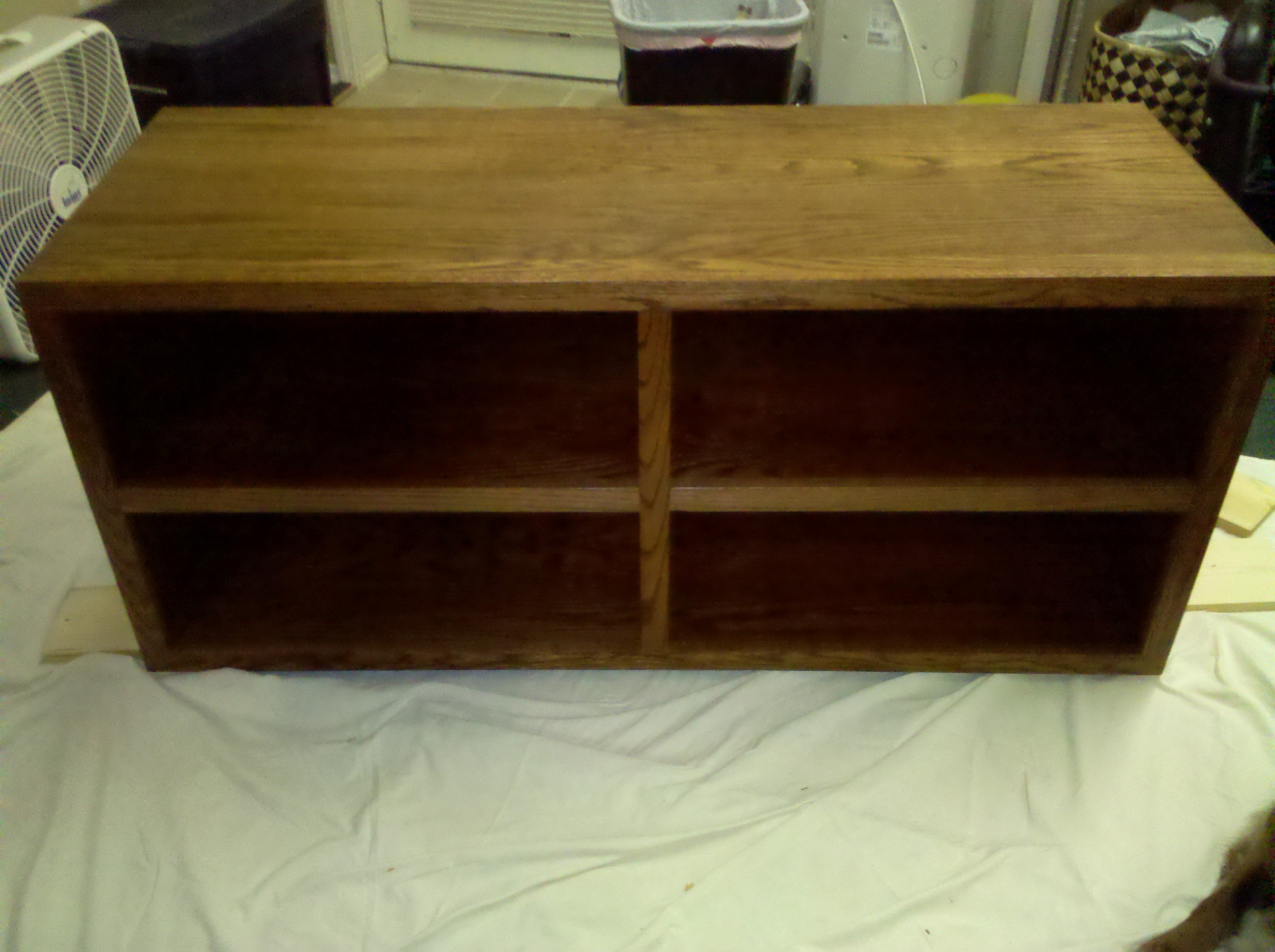 An 'Emergency' Woodworking Project