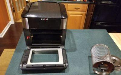 Instant Vortex Plus Air Fryer Review